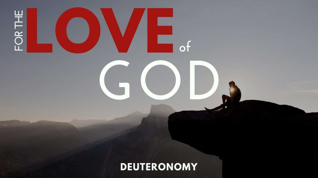 Introduction to the book of Deuteronomy (part 1)