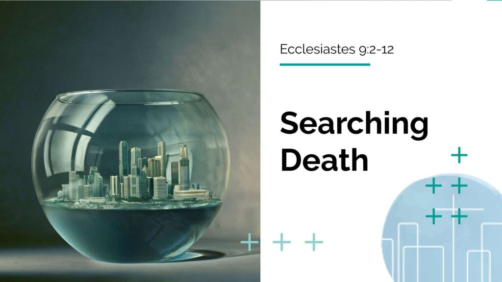 Searching Death