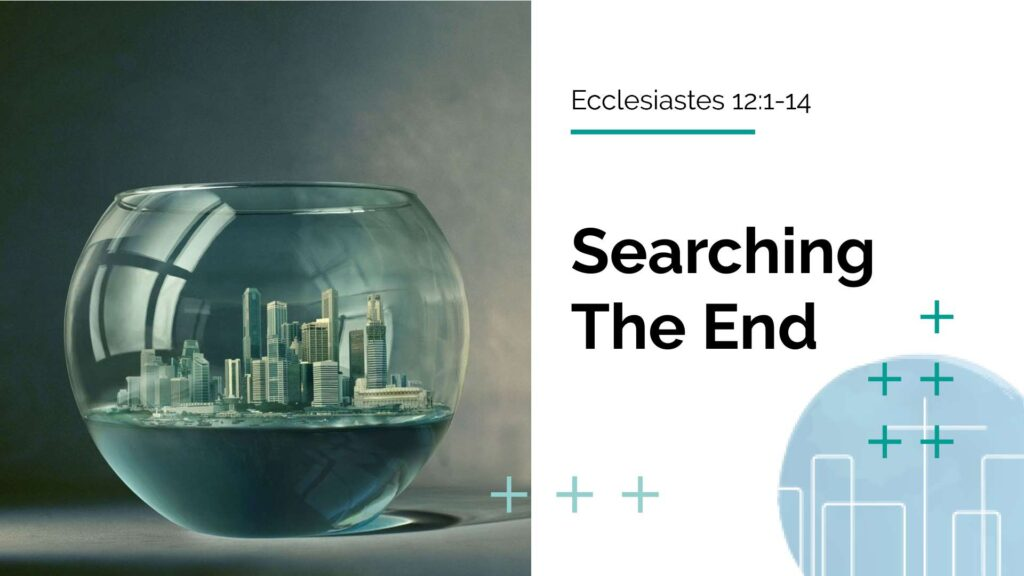 Searching The End