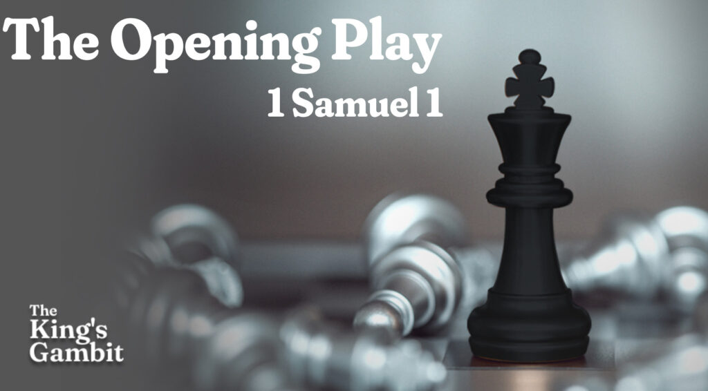 The Opening Play